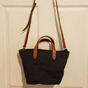 Madewell Canvas Crossbody